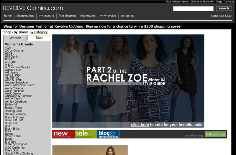 20 reasons REVOLVEclothing just might be the best place ever to work